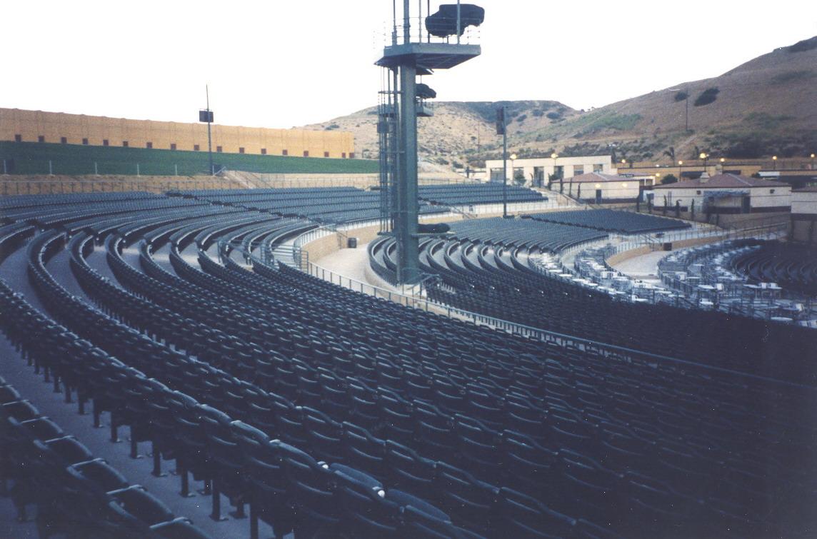 Cricket wireless amphitheatre